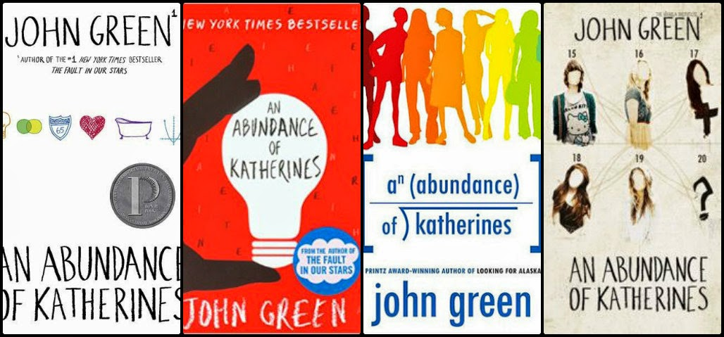 An Abundance of Katherines by John Green.jpeg