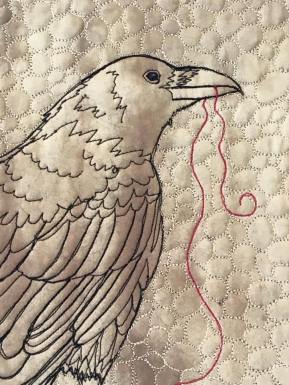 Image result for raven red thread