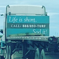 I can't stop laughing and smiling at this truck.